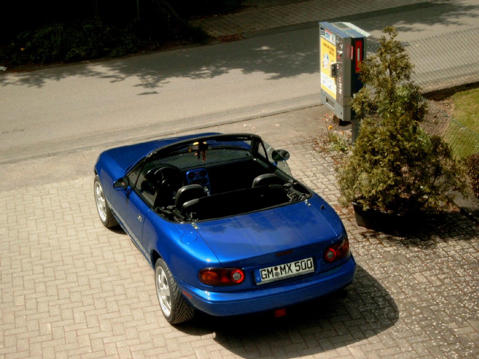 Mazda Mx5 Miata >> Home MX5 Miata - Mazda MX5 NA 93 Miata
